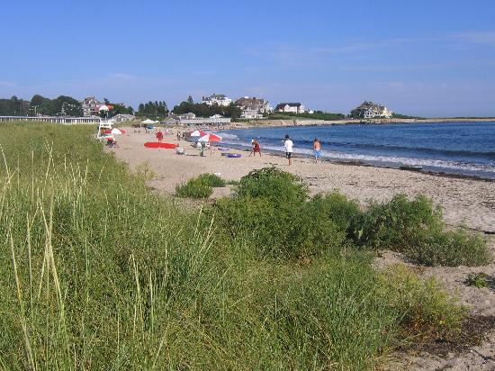 Napatree Point Beach near Watch Hill, Rhode Island