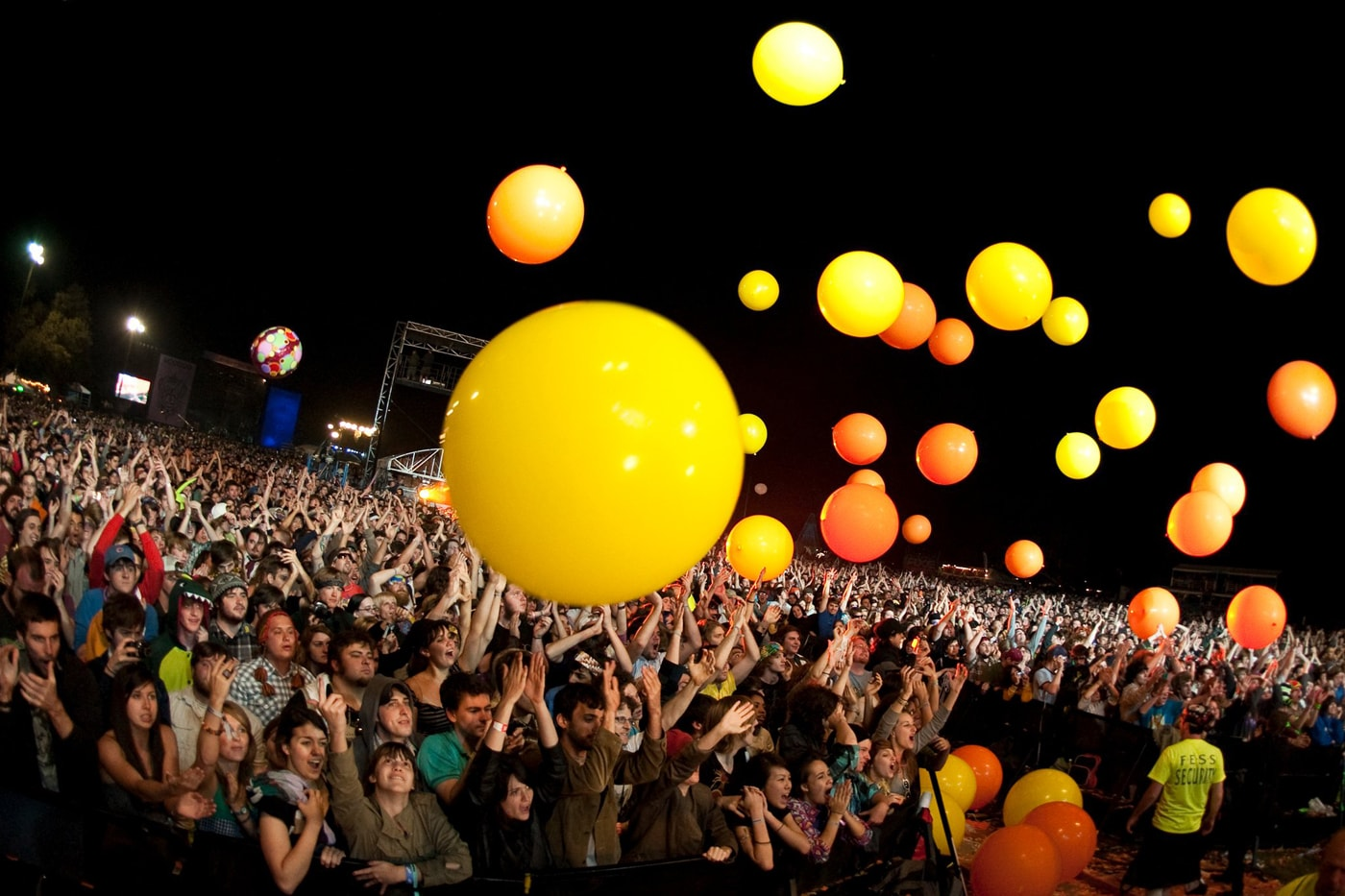 Fall Music Festivals