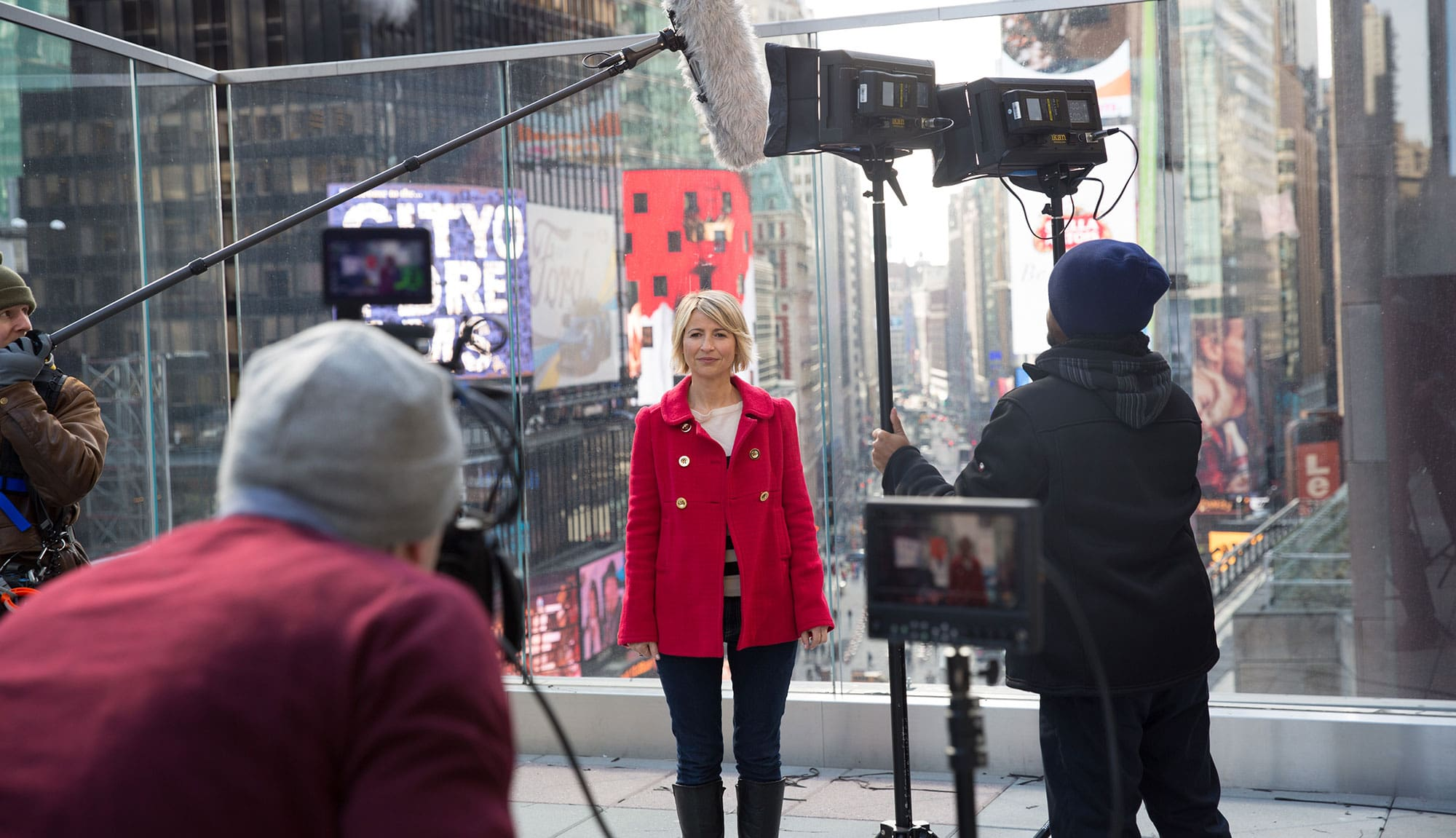Samantha Brown Shares What It's Like To Be A Travel Television Host