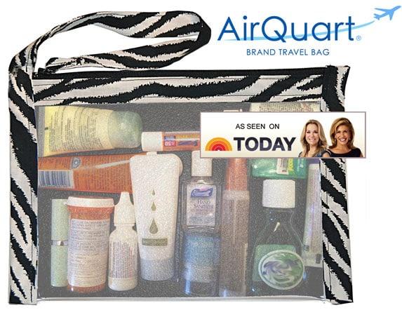 TSA Approved Quart Bag
