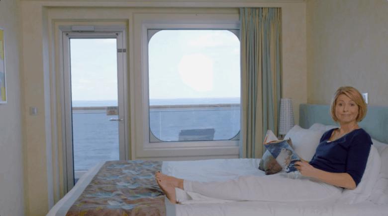 Samantha brown's best cruise tips