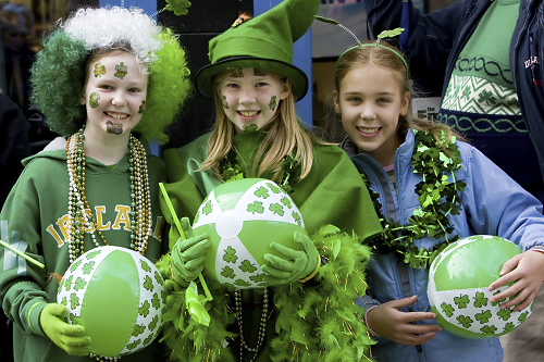 Fun Places To Celebrate St. Patrick's Day In The USA