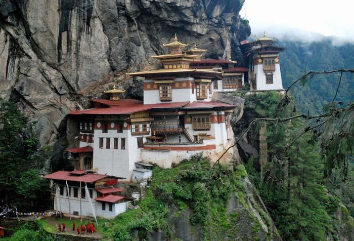 The Beauty Of Bhutan