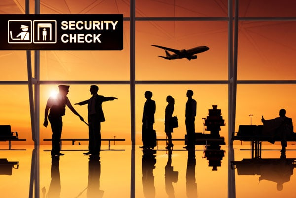 Family Travel: Rehearse The Security Line