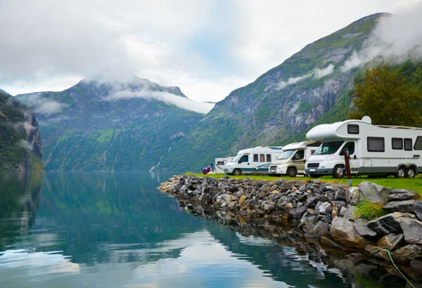American RV Destinations