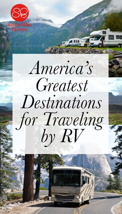 traveling by RV