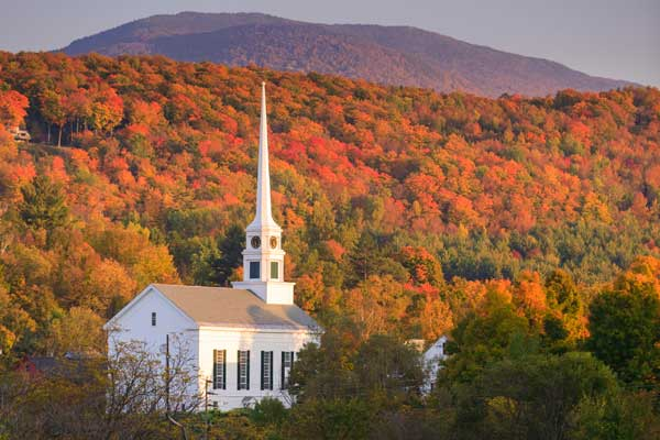 Fall In Love With Stowe, Vermont