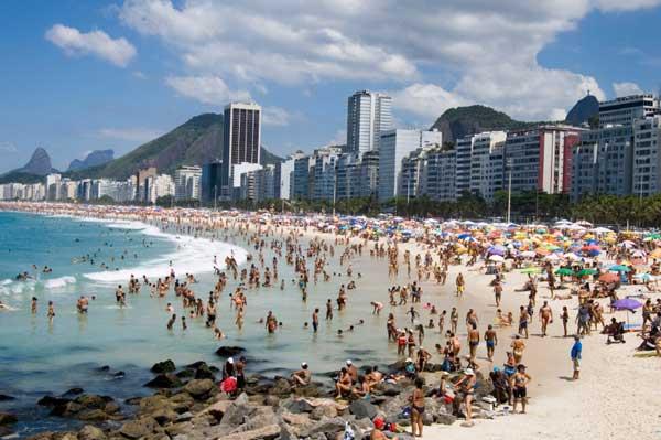 Hottest Host City: Rio De Janeiro