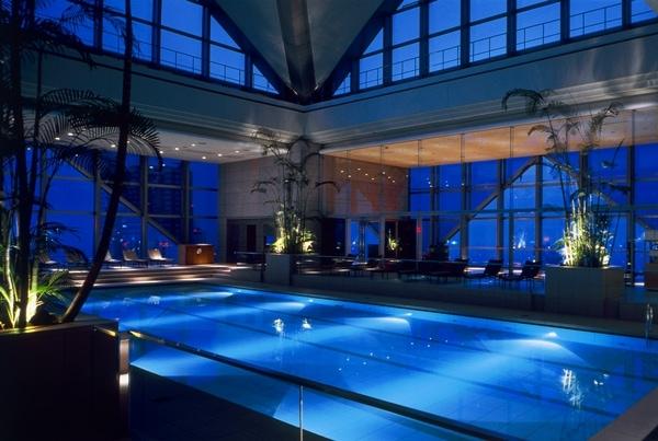 Park Hyatt-Atrium Pool-Toyko-Japan
