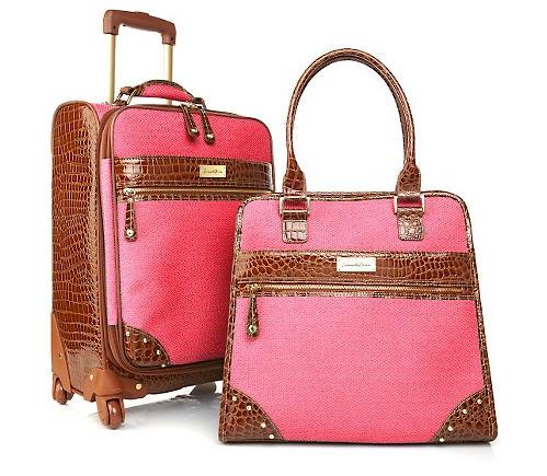 samantha brown luggage