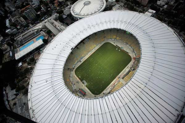 Maracana-Stadium