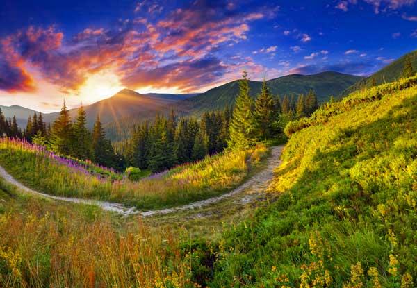 5 Marvelous Mountain Escapes