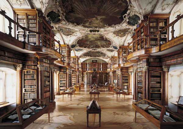 Abbey-Library