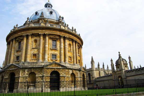 Bodleian-Library-Oxford