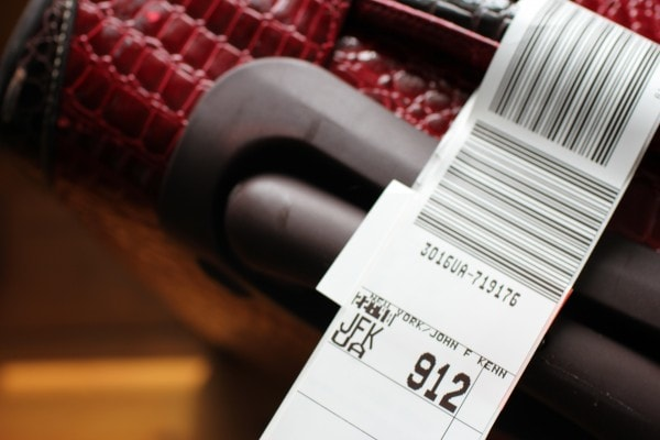Luggage Airport Code