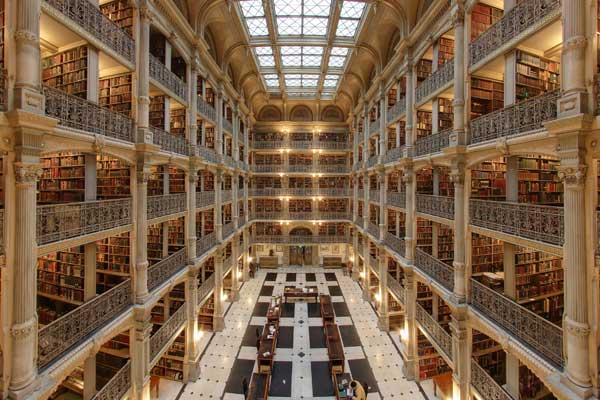 Peabody-Library-Baltimore