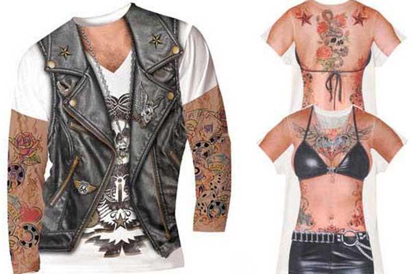 Tattoo-Shirts