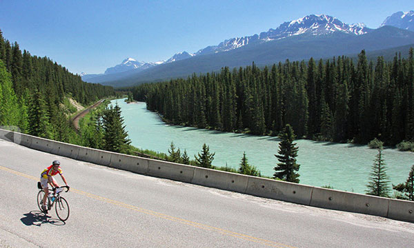 Canadian Rockies Cycling