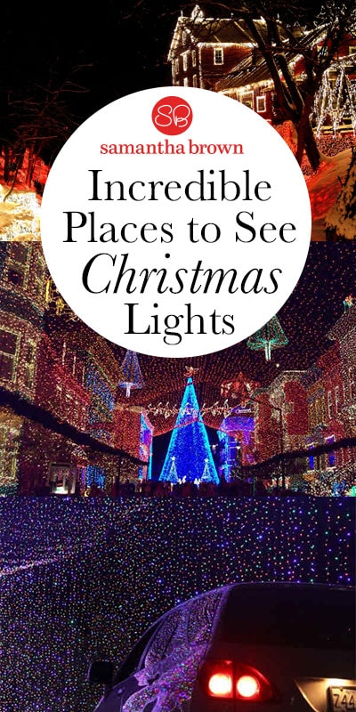 Opinion: Christmas decor shouldn't be seen until after Thanksgiving. At that point, I say game on! Here's my favorite places to see holiday lights.