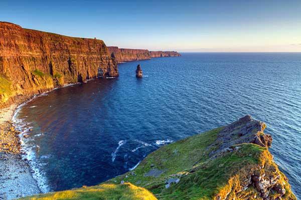 7 Captivating Coastal Cliffs