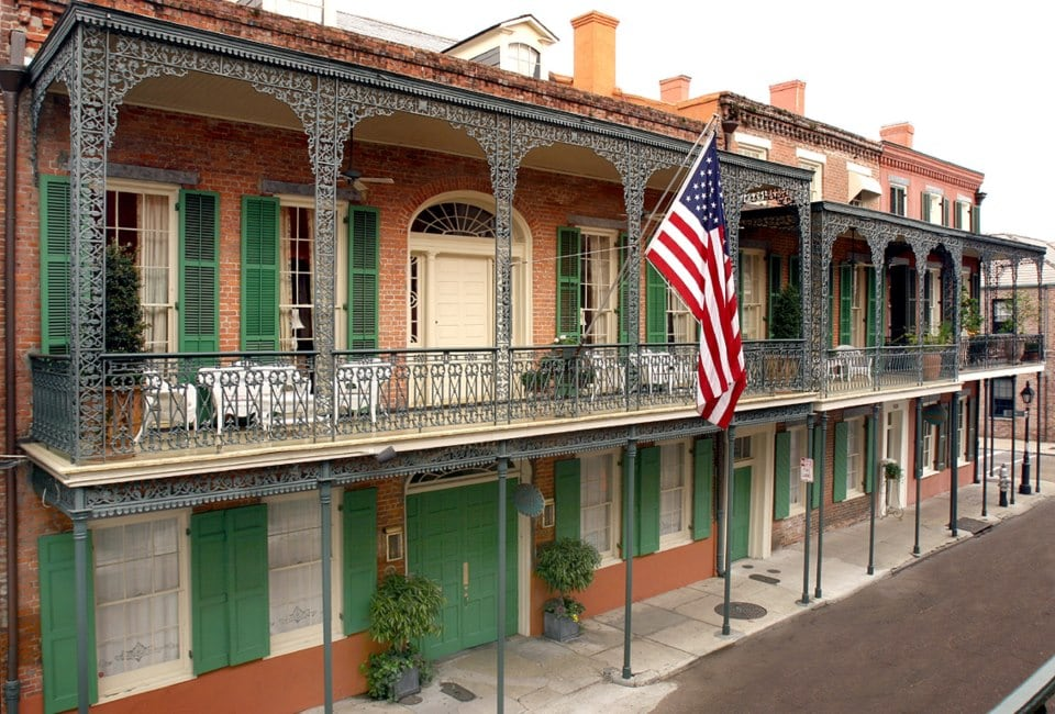 Soniat House - Boutique New Orleans Hotel - French Quarter