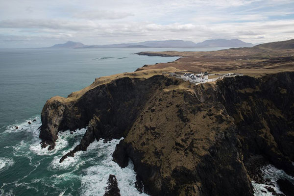 Clare Island Lighthouse - Ireland - 5 Unique Hotel Experience to Have in Europe