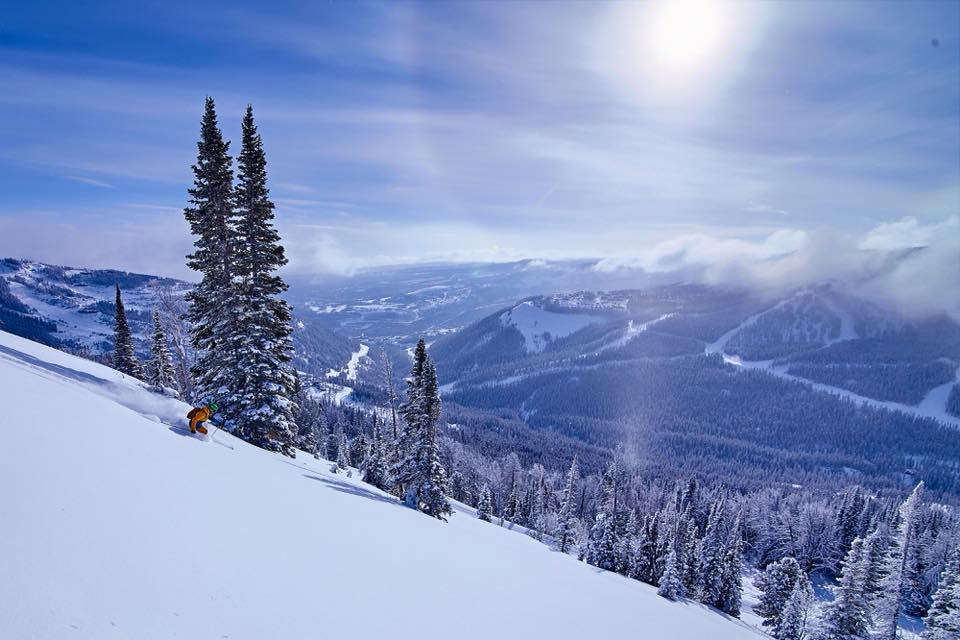 Ski Vacation - Samantha Brown