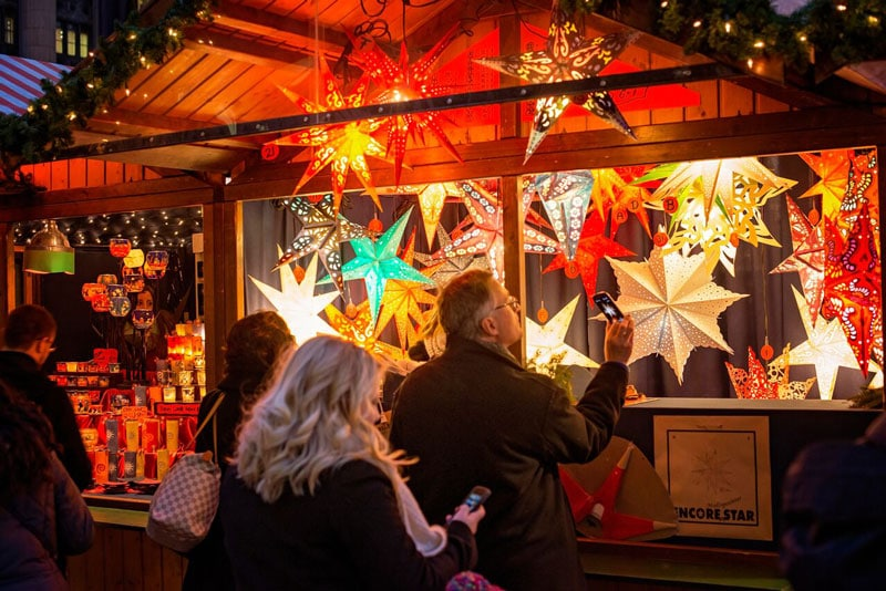 Christmas Markets In The USA