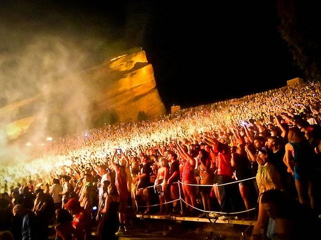 music venues in america