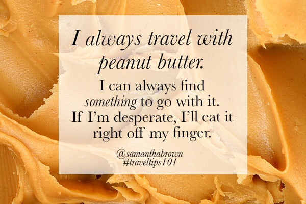 020_Peanut_Butter_travel_tips_samantha_brown