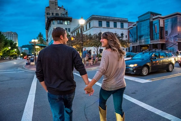 Asheville: A Perfect Romantic Destination