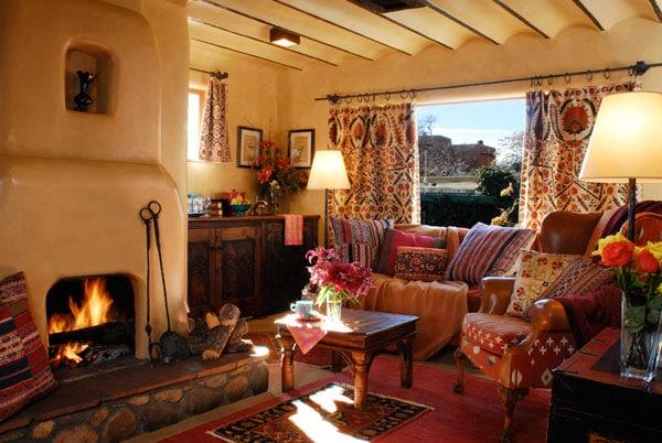 hotel in santa fe - samantha brown