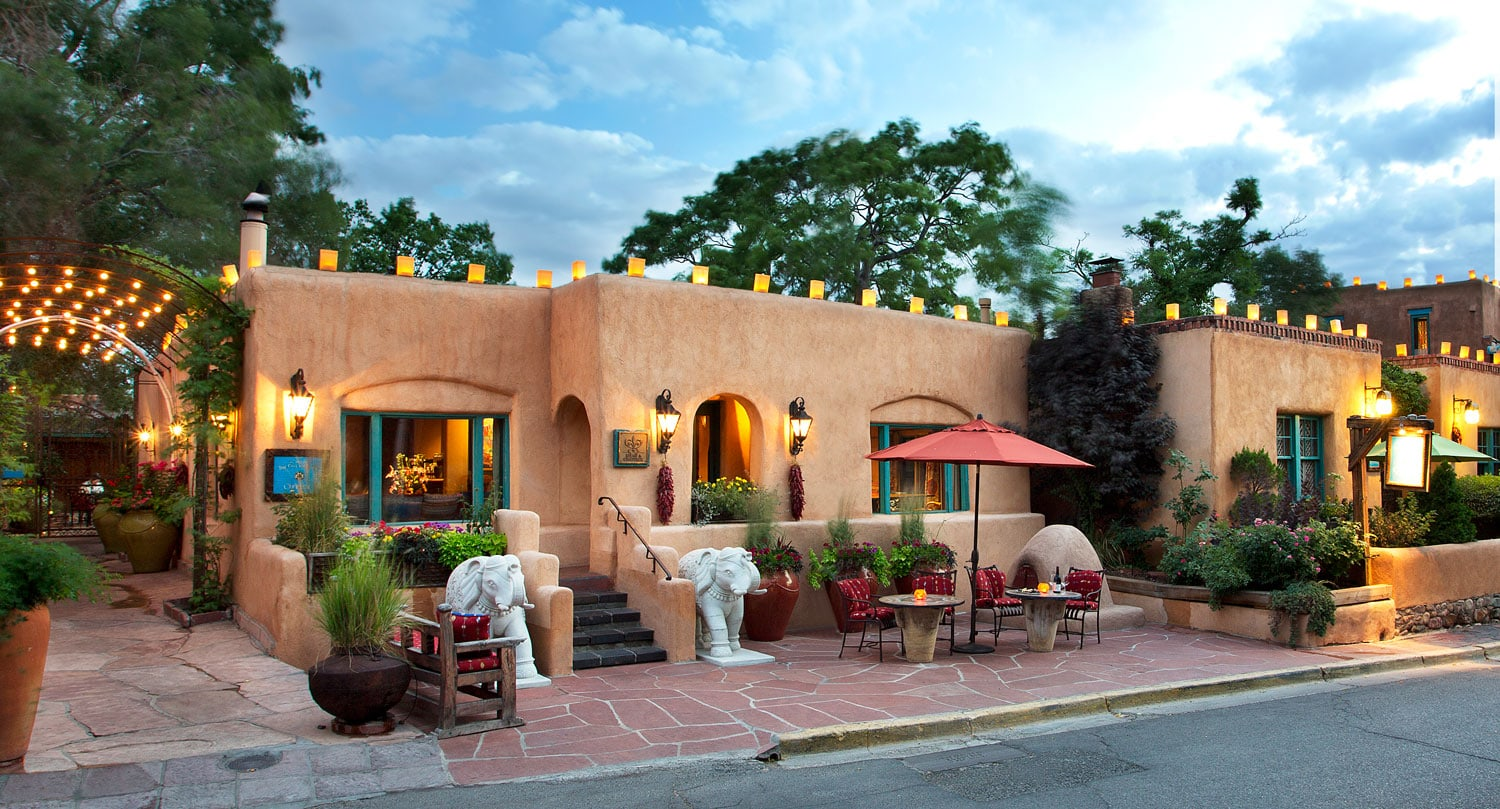 Hotel In Santa Fe - Samantha Brown
