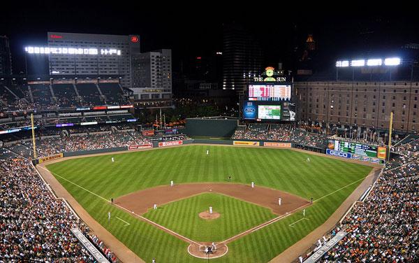 best ballparks - camden yards