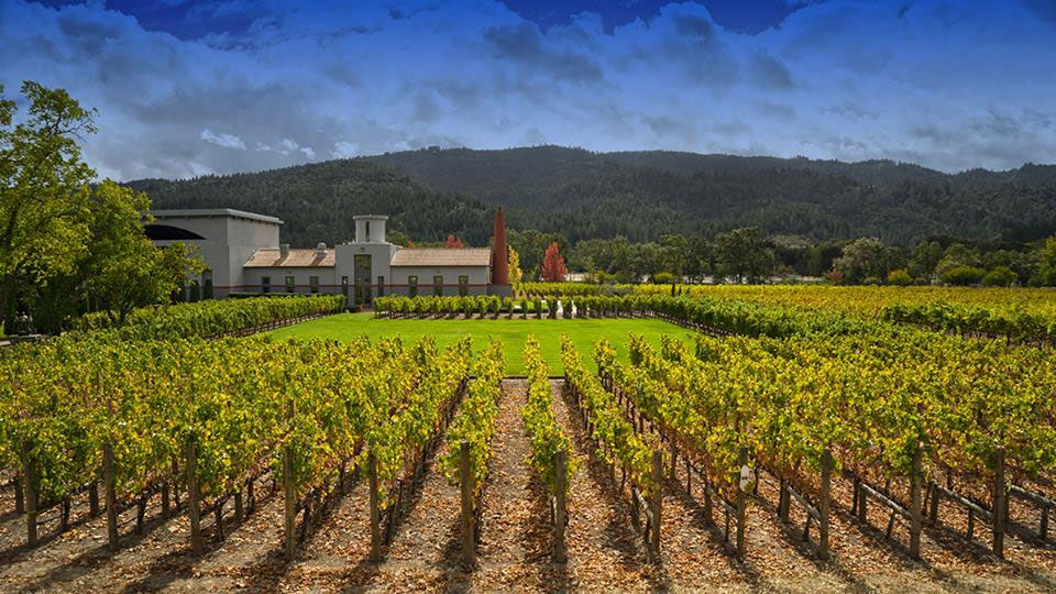 The Best Vineyard For Art And Wine Lovers In Calistoga