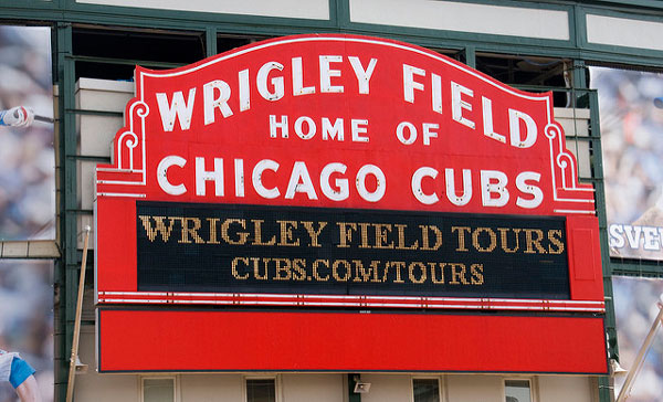 wrigley field - best ballparks- samantha brown
