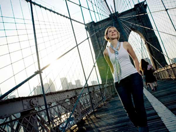 New York City - Samantha Brown