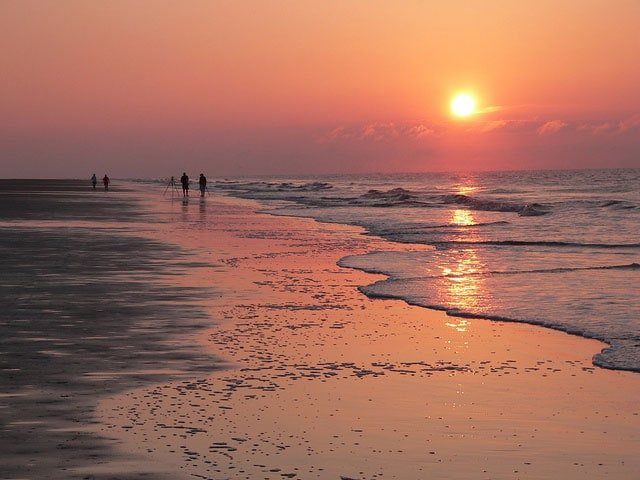 The Best Beaches for Fall