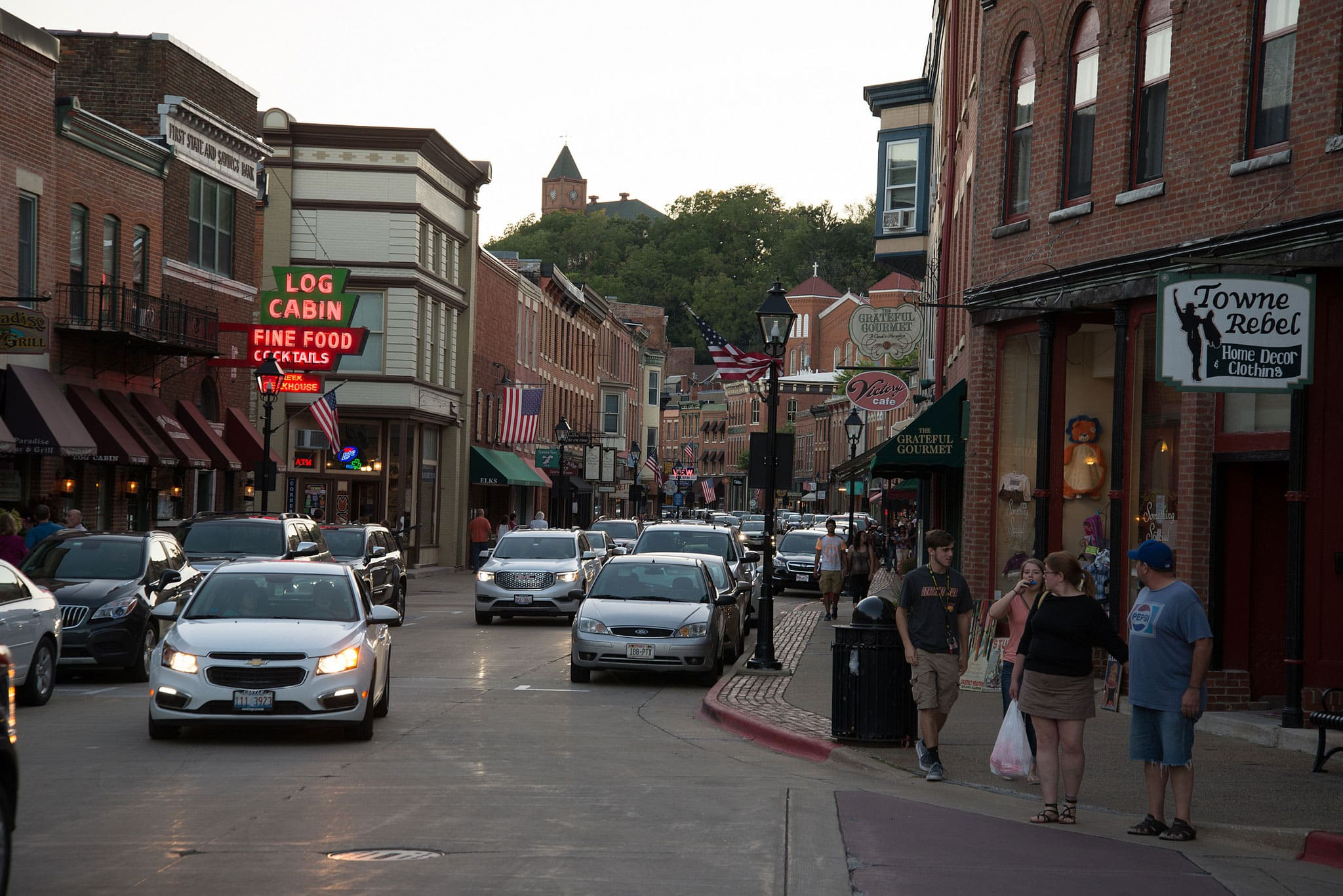 The 5 Most Charming Small Towns In America