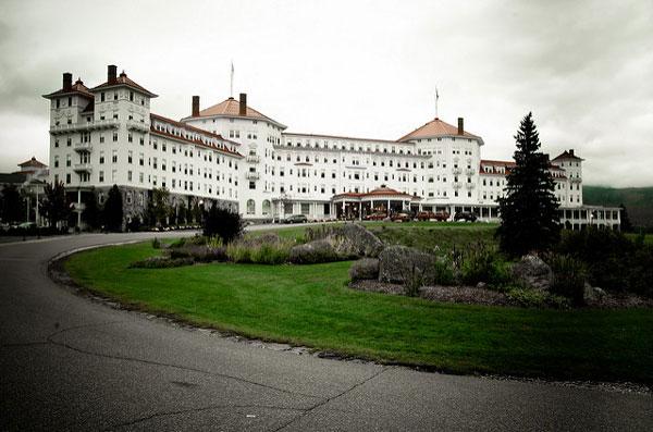 Haunted Hotels - Mount Washington