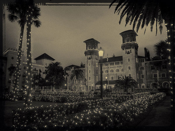 Haunted hotels - st. Augustine