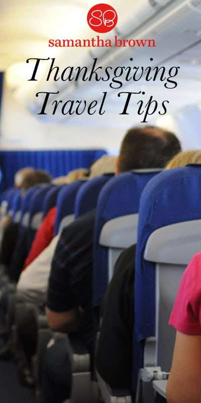 With legendary weather delays (remember the blizzard a few years ago?) and every possible flight being booked solid, the key to avoiding as much of nasty stuff as possible is to PLAN AHEAD. Start now and you will ease some of the most common headaches. Here are my top battle-tested Thanksgiving travel tips.