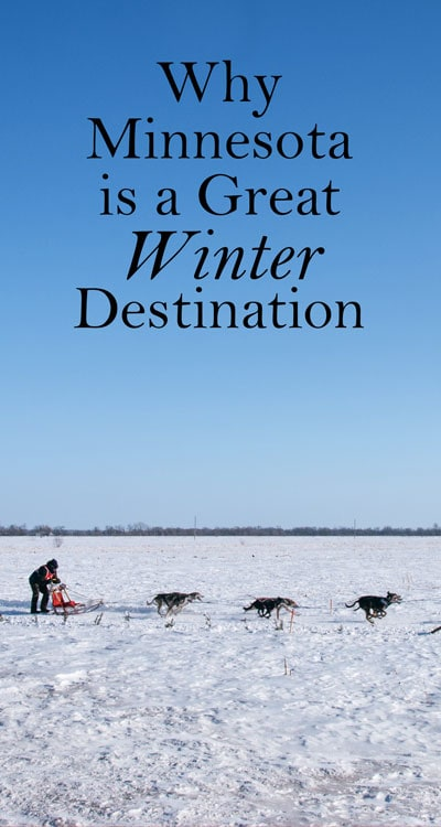 Minnesota is a beautiful place in the summer... but would you ever consider visiting in winter? Probably not. I am here to say you absolutely should. Here's a few reasons why Minnesota is a great winter destination.