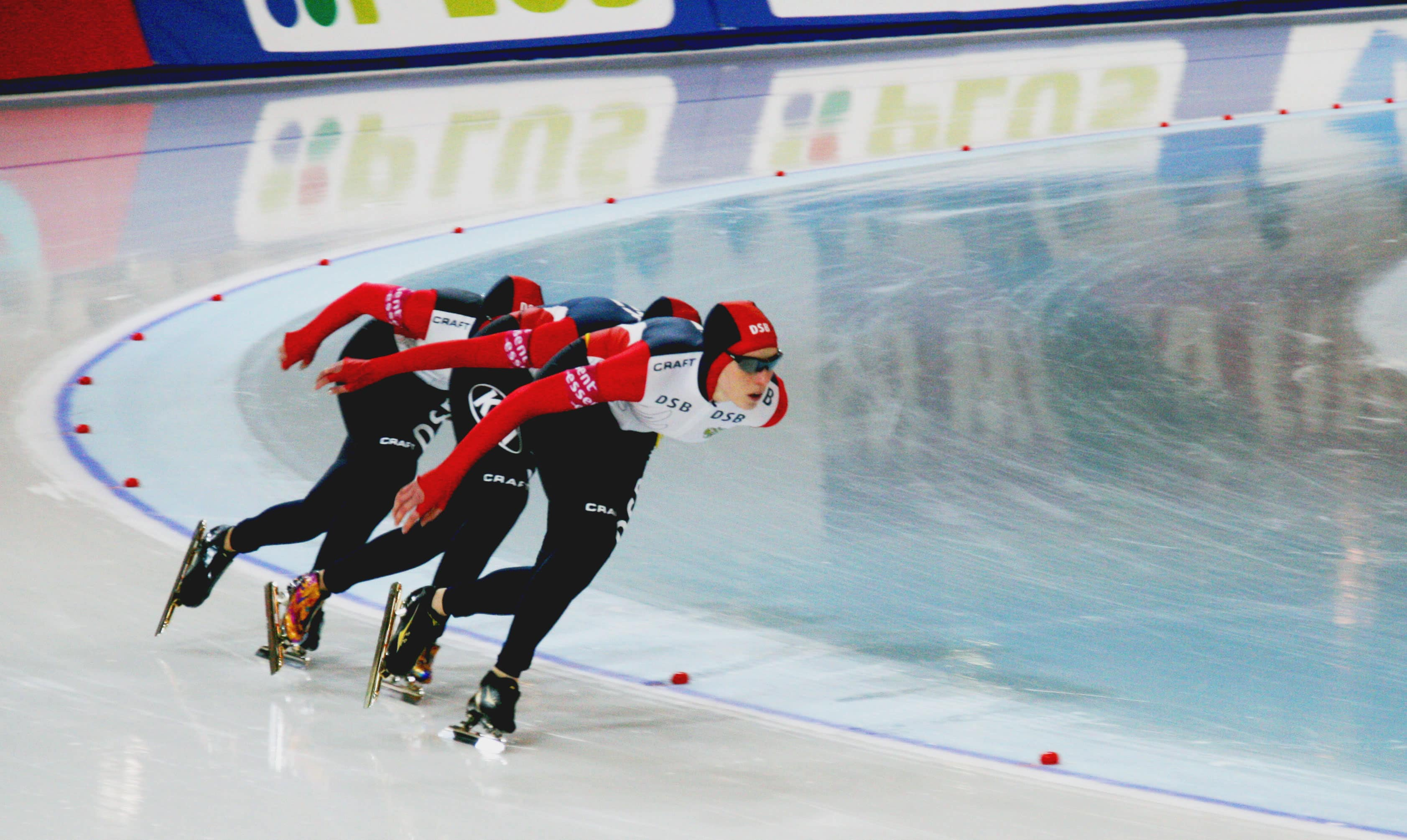 What It Takes To Become An Olympic Speedskater