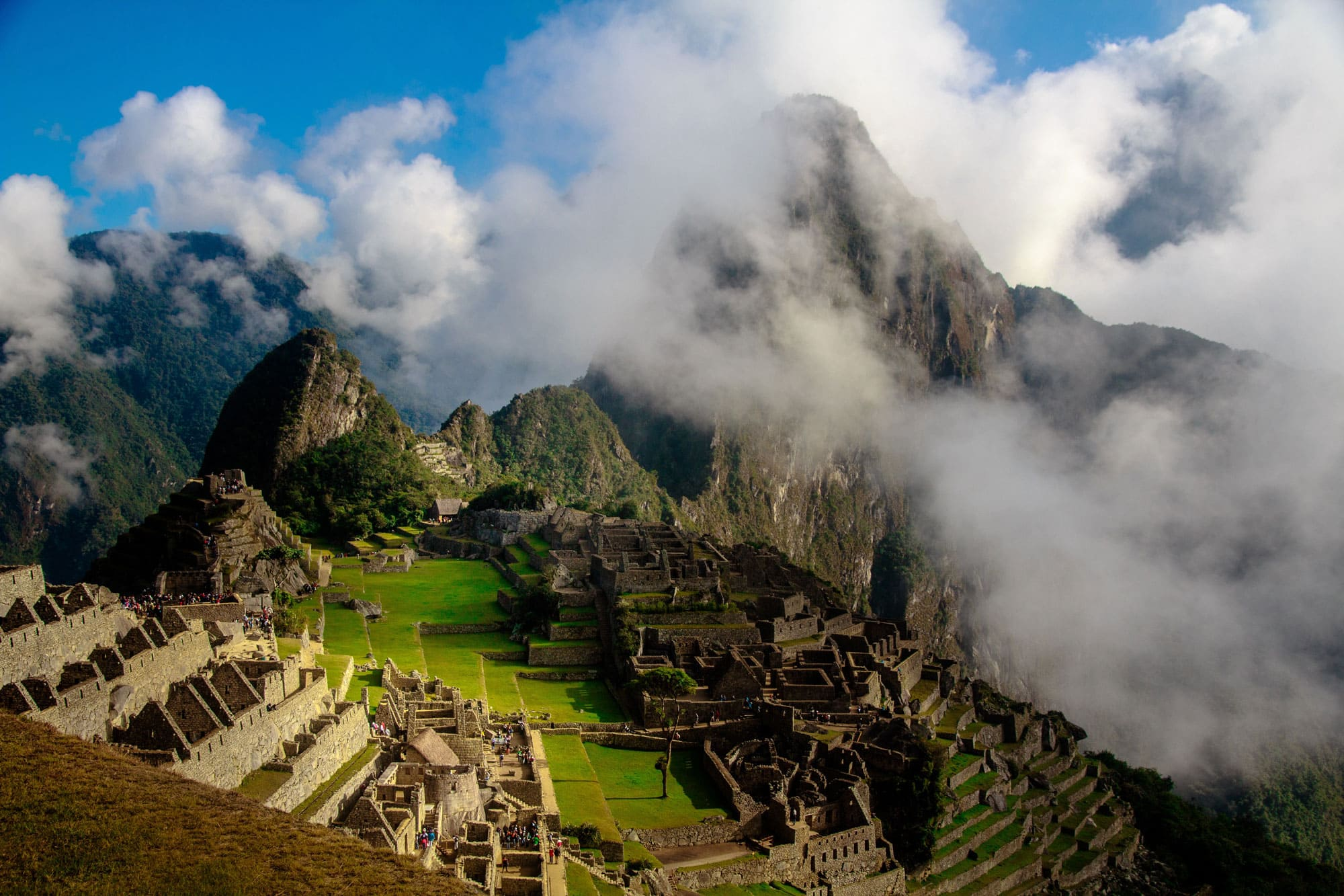 I'd Always Dreamed Of Visiting Machu Picchu. Mysterious, Breathtaking And Inconceivably Built City Will Inspire Awe In Any Person Lucky Enough To Visit.