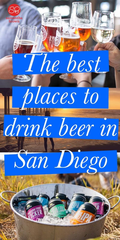With nearly 140 breweries, you'll find one of the country's most prolific beer scenes in San Diego. From sprawling beer gardens to pint-sized tasting rooms, there's no shortage of great places to enjoy a brewski.