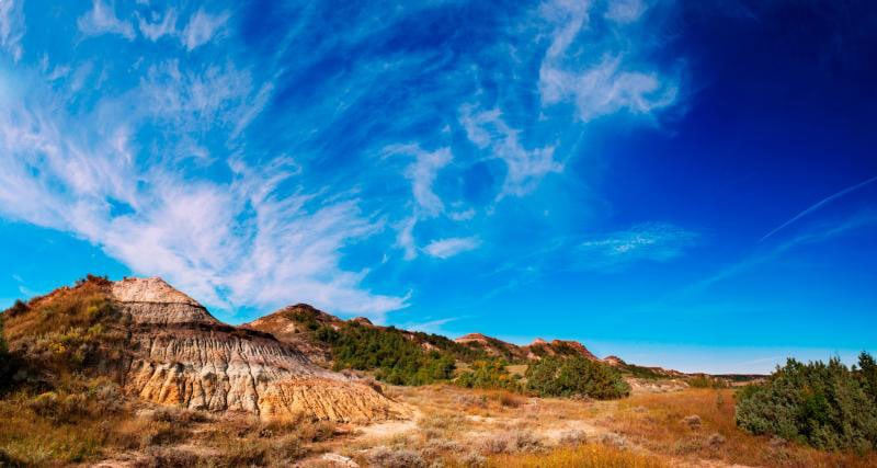 Theodore Roosevelt National Park may not be a well-known park, but it certainly offers an irresistibly rugged and—dare I say—wild side.