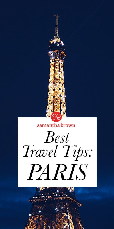 Samantha's best tips for exploring Paris, France.