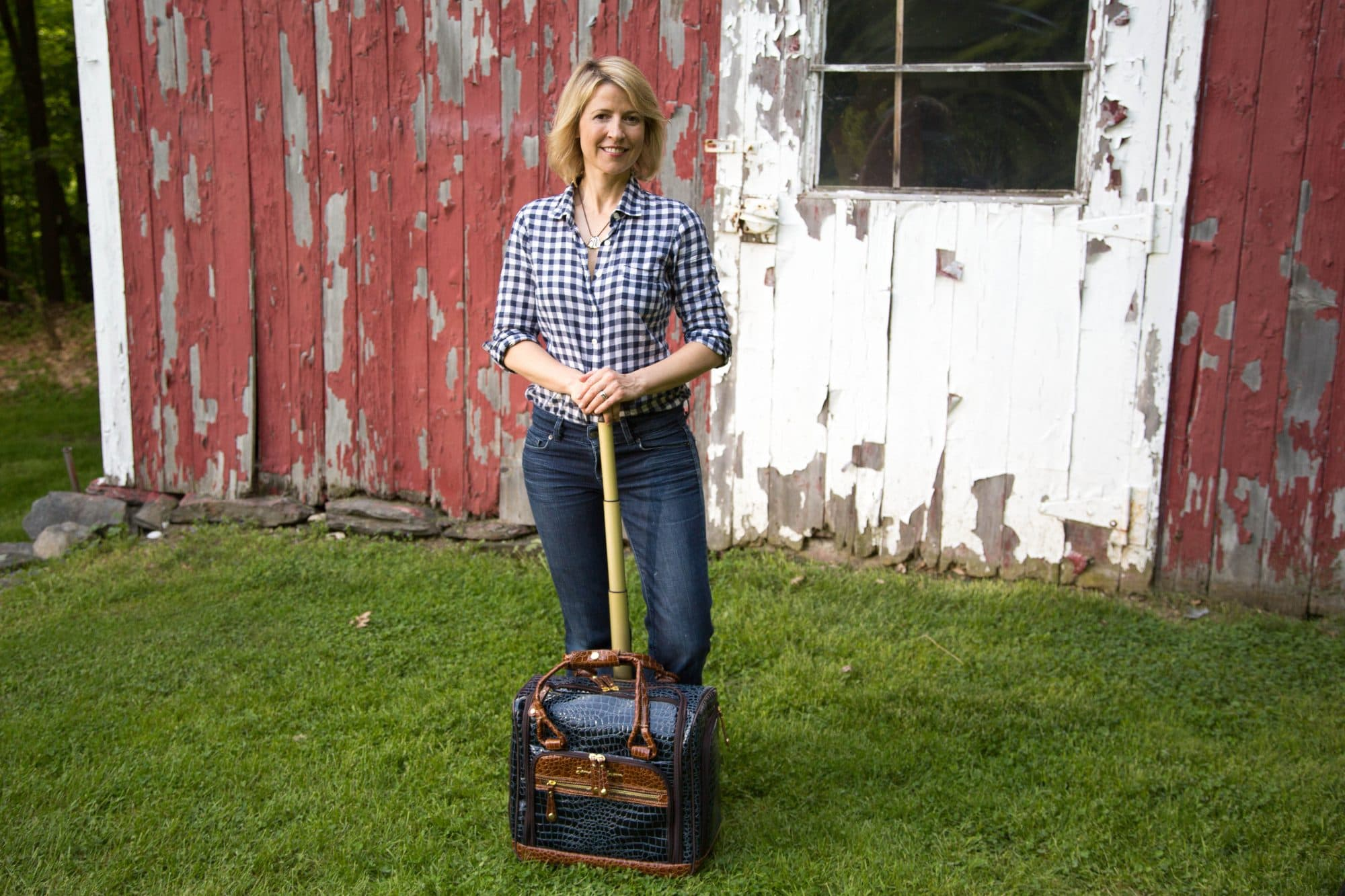 Samantha Brown - Packing Tips