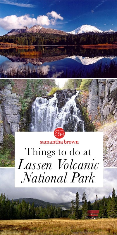Love horseback riding, beautiful hiking and hot springs? You'll fall in love with northern California's Lassen Volcanic National Park.